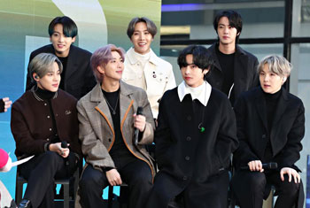 BTS' 'Life Goes On' launches as historic No. 1 on Billboard Hot 100