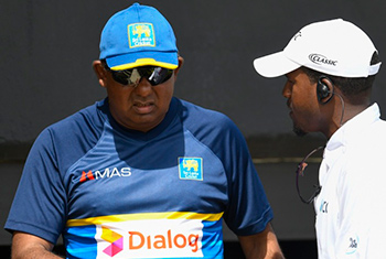 Former Sri Lanka batsman Asanka Gurusinha appointed head coach of Nigeria