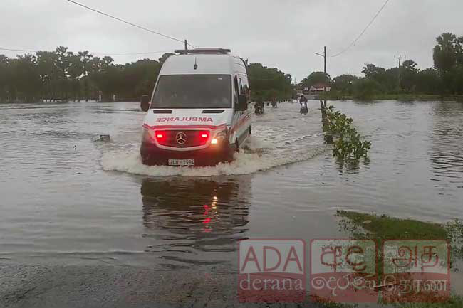 Cyclone 'Burevi': Over 200mm rainfall reported from three areas in North