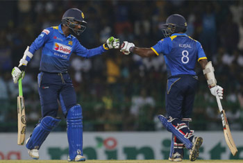 Sri Lanka wins first T20I against Bangladesh