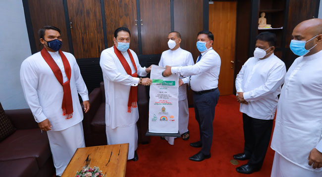 PM commends recycling drop box initiative for disposable pens and toothbrushes
