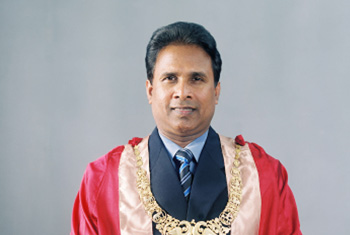 Galle Mayor removed from his position