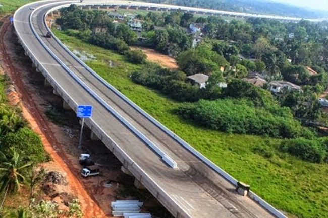 Construction on 3rd phase of Central Expressway begins