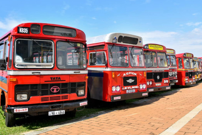 Total of 273 repaired SLTB buses added to fleet