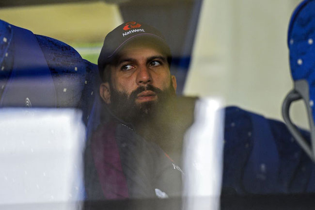 England's Moeen Ali tests positive for COVID-19 upon arrival in Sri Lanka