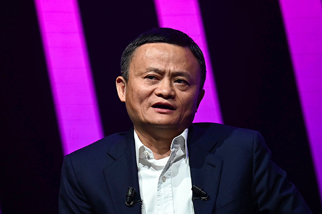 Jack Ma not missing but keeping a low profile, says report