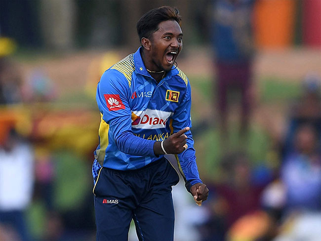 Dananjaya allowed to resume bowling in international cricket