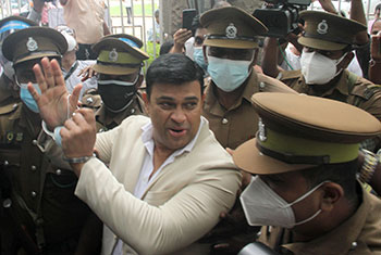 Ranjan sentenced to 4 years RI...