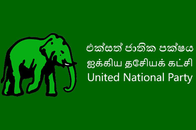 New appointments to UNP's top posts