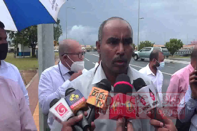 Talks with President on Eastern Terminal unsuccessful, trade unions say