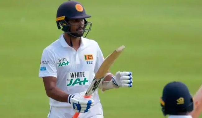 Sri Lanka wins toss, bats in 1st Test against England