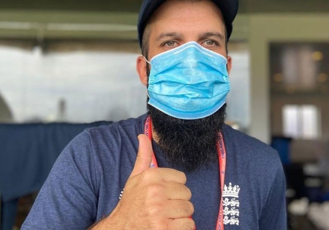 England's Moeen Ali out of COVID-19 quarantine in Sri Lanka