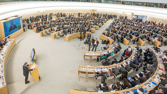 Sri Lanka Tamils appeal to UNHRC for rights accountability