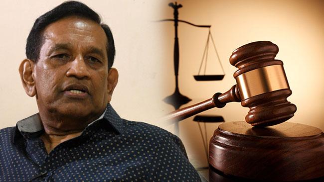 Colombo HC serves indictments on Rajitha