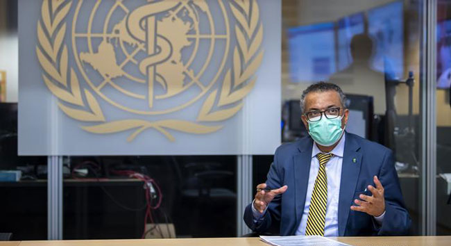WHO chief blasts rich countries for hoarding COVID-19 vaccines