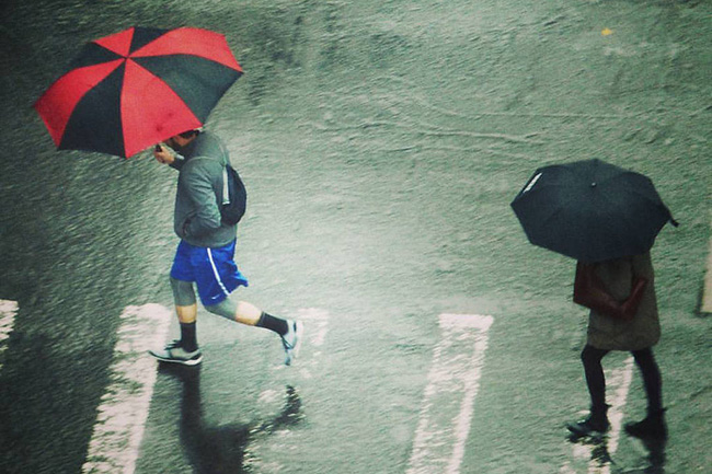 Met. Dept. forecasts showers in three provinces