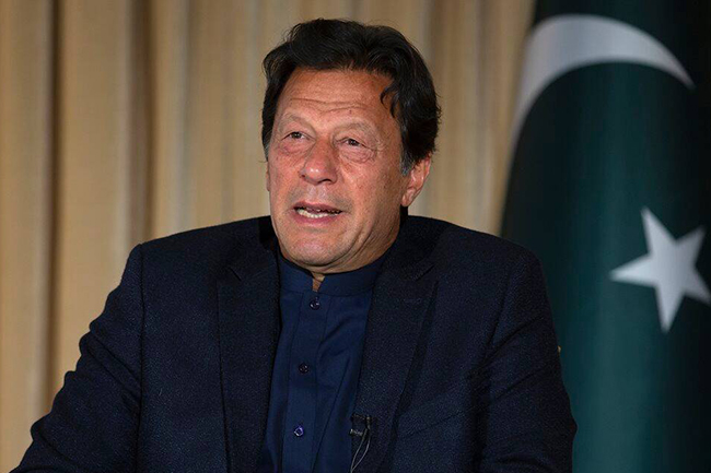 Pakistani PM Imran Khan to visit Sri Lanka in February