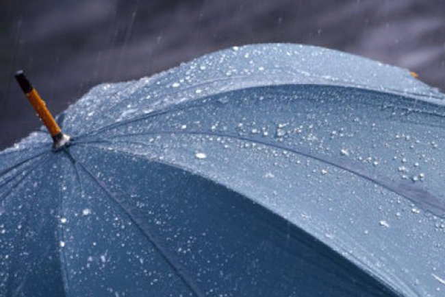 Showery condition in northern and eastern areas likely to reduce
