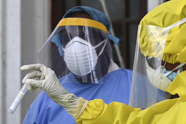 Sri Lanka's total number of coronavirus cases crosses 56,000