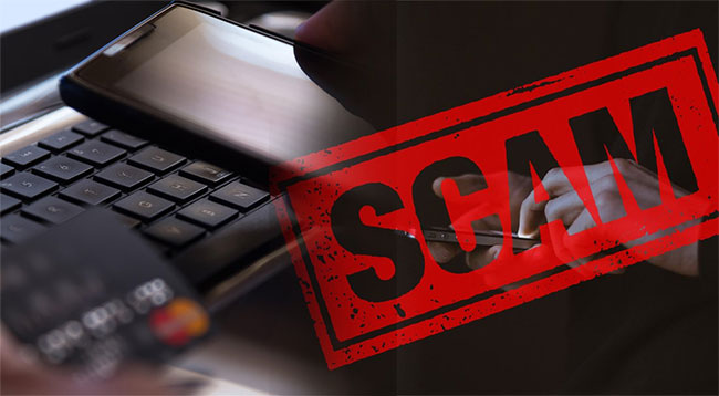 Beware of online financial frauds and scams - Central Bank