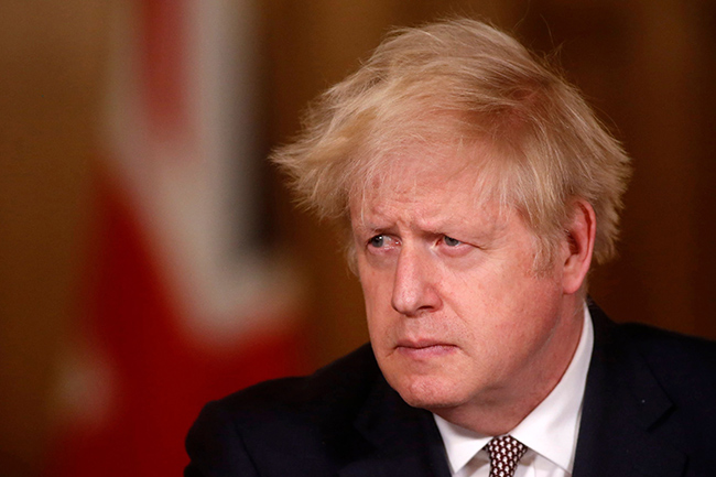UK Covid-19 virus strain may be more deadly, Boris Johnson warns