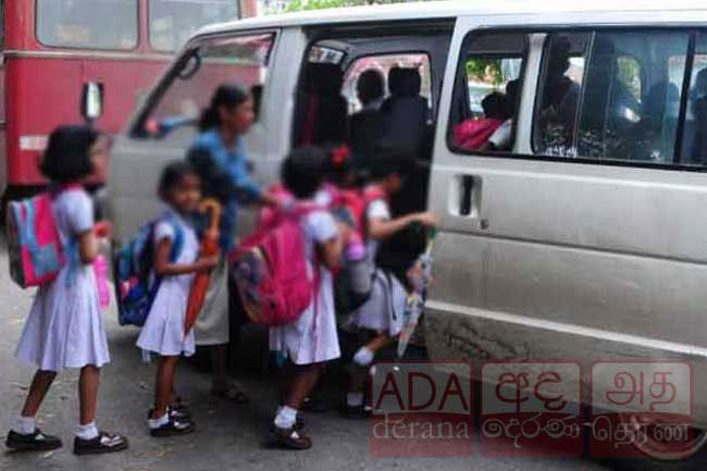 Random antigen tests for school transport drivers, assistants
