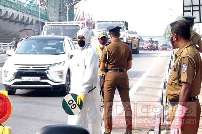 More arrested for violating quarantine laws