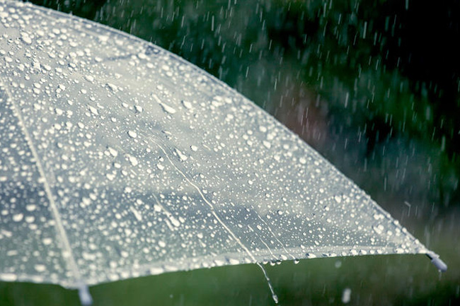 Afternoon thundershowers expected in some areas