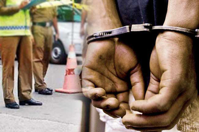 Four youths arrested for hacking a 24-year-old to death