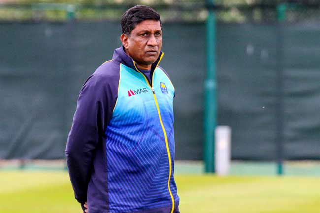 Ashantha de Mel resigns as chief of SLC Selection Commitee