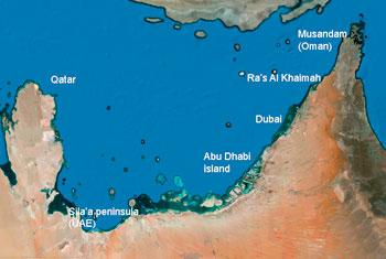 Sri Lankan vessel sinks off UAE coast