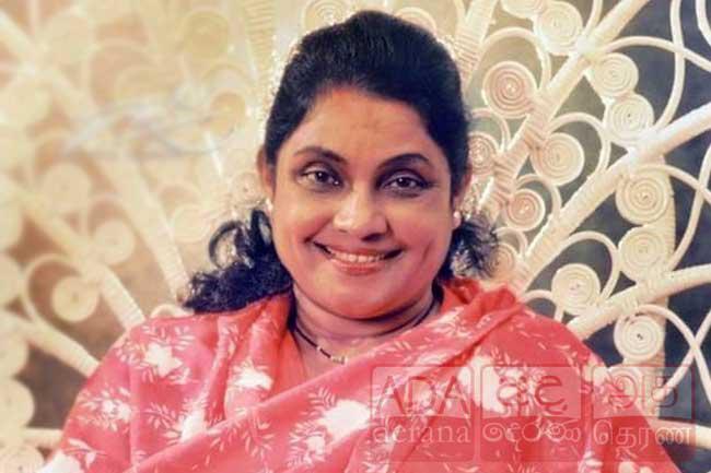 Veteran actress Miyuri Samarasinghe passes away