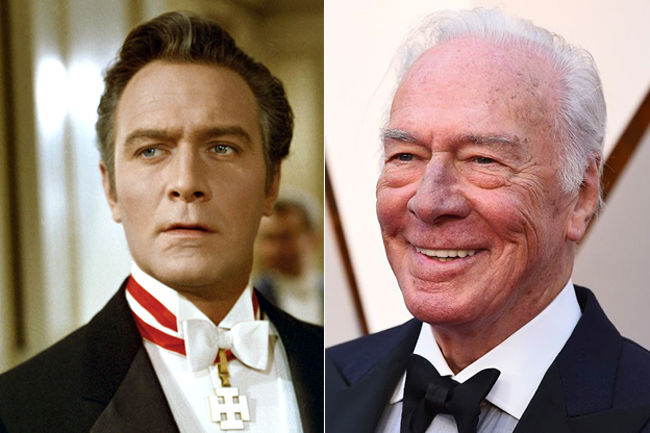 Christopher Plummer, star of The Sound of Music, dies aged 91