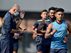 SLC conducts '2km Run Fitness Test' for national squad; four players fail