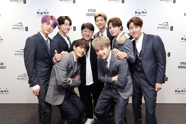 BTS label Big Hit & Universal Music Group to create new global boy band