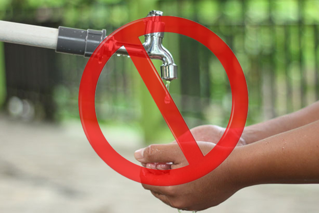 16-hour water cut for parts of Colombo District tomorrow