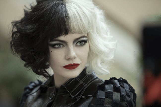 Emma Stone stars as the classic Disney villain in 'Cruella'