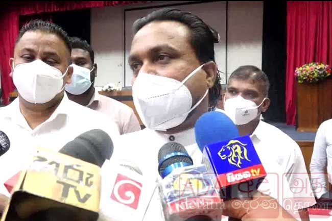 I won't leave govt, but don't know if govt will leave me – Wimal
