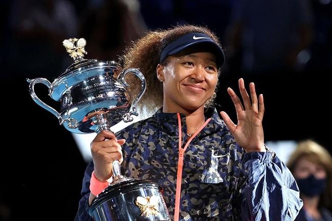 Naomi Osaka claims second Australian Open title