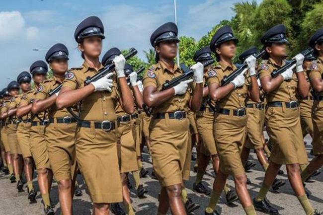 Sri Lanka Police refutes claims of discrimination against female officers