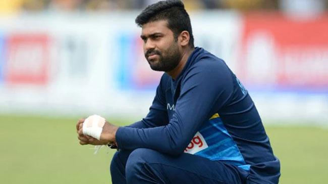 Lahiru Kumara contracts COVID-19 ahead of West Indies tour
