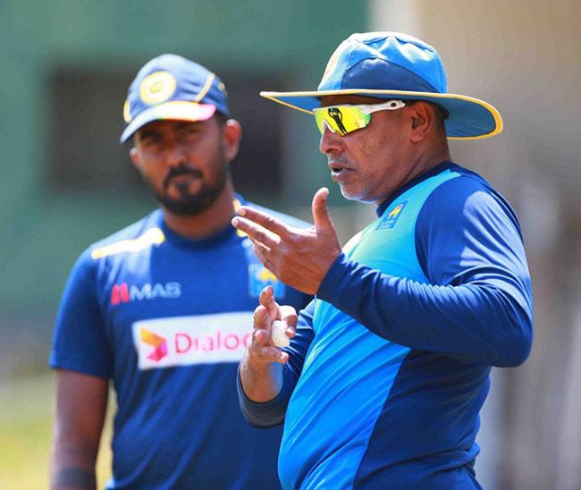 Vaas resigns as Sri Lanka fast bowling coach