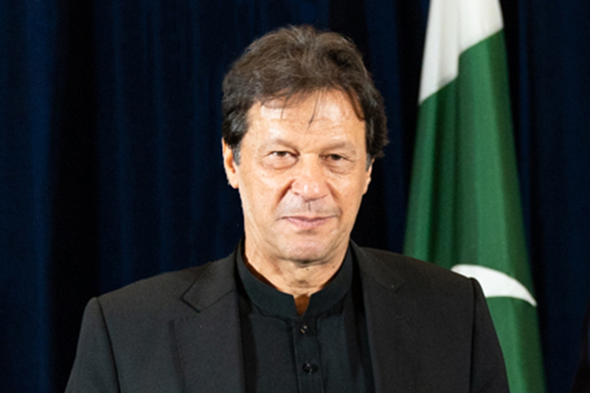 India allows Imran Khan's aircraft to use its airspace for Sri Lanka tour