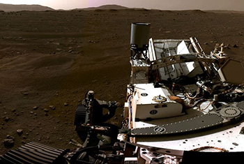 NASA releases first video and audio of rover landing on Mars