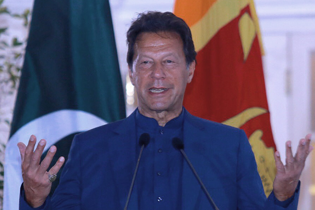 Pakistan looking forward to expand trade ties with Sri Lanka through CPEC