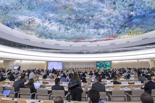U.S. seeks to return to United Nations human rights body