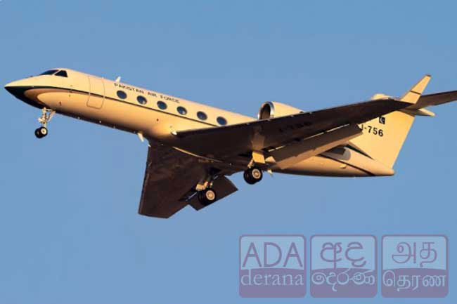 Imran Khan flies back after Sri Lanka visit
