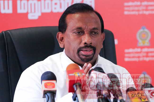 Mahindananda acquitted from funds misappropriation case
