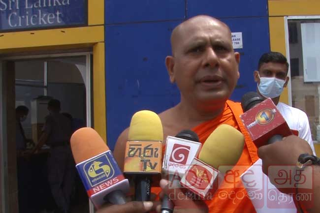 Seelarathana Thero's nomination for SLC election rejected