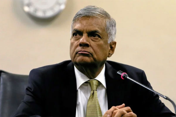 I certainly haven't tolerated extremism and I won't - Ranil